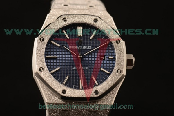 Audemars Piguet Royal Oak 41MM 3120 Auto Blue Dial with Steel Case 15410BC.GG.1224BC.01 (EF)