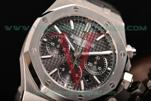Audemars Piguet Royal Oak Chronograph 41mm 7750 Auto Black Dial with Steel Case 26325PL_OO_D310CR_03(EF)