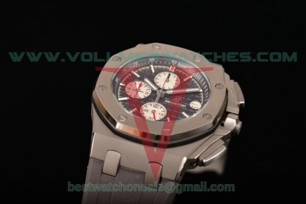 Audemars Piguet Royal Oak Offshore Chronograph Miyota Quartz Coffee Dial with Steel Case 26401ro.oo.a002ca.02(EF)