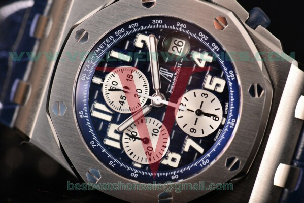 Audemars Piguet Royal Oak Offshore Chrono Navy Blue Themes Chrono 7750 Auto Blue Dial With Steel Case 26470st.oo.a027ca.01 (JF)