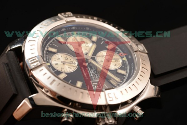 Breitling Colt Chrono 2824 Auto Black Dial with Steel Case A1338811/BD83/173AR