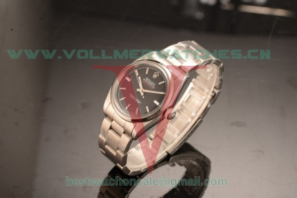 Rolex Milgauss Vintage Asia Auto Black Dial with Steel Case 1019