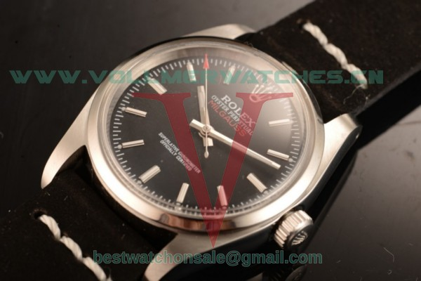 Rolex Milgauss Vintage Asia Auto Black Dial with Steel Case 1019 L