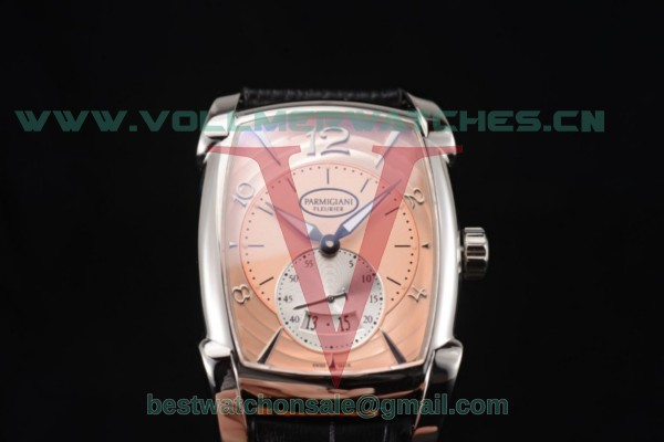 Parmigiani Kalpa Grande Miyota 9015 Auto Rose Gold Dial With Steel Case PFC101-0001100-HA1442(AAAF)