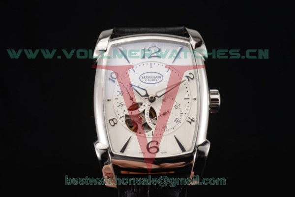 Parmigiani Kalpa Miyota 9015 Auto White Dial With Steel Case PFC101-0001100-HA2442(AAAF)