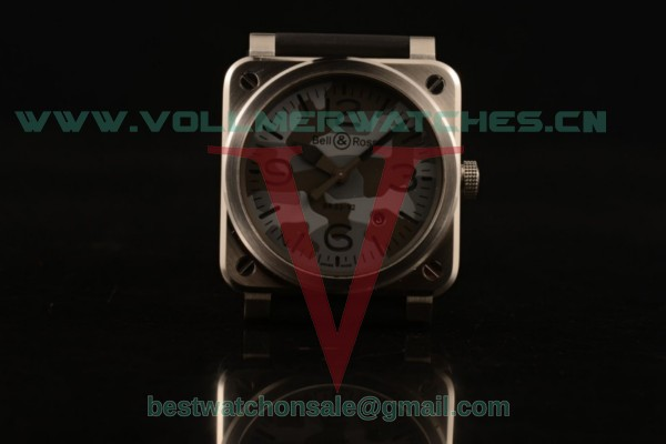 Bell&Ross BR 03-92 Camouflage 9015 Auto Camouflage Dial with Steel Case BR 03-92