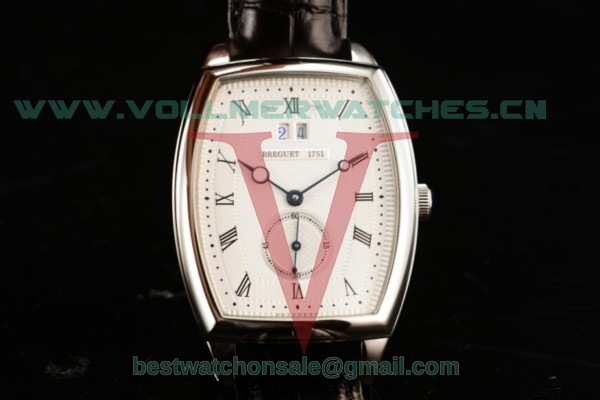 Breguet Heritage Asia Automatic White Dial With Steel Case 5480bb/12/996
