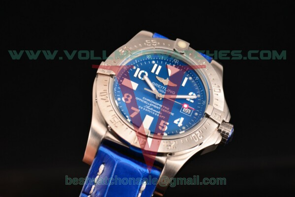 Breitling Avenger 2813 Auto Blue Dial with Steel Case a1733110/i520-1pro2t