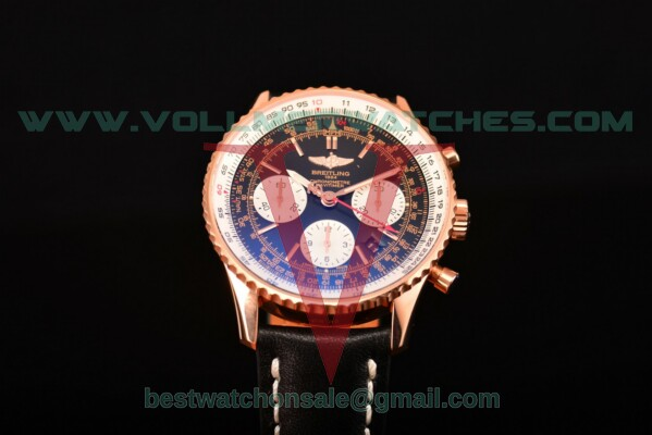 Breitling Navitimer 01 Chrono 7750 Auto Black Dial with Steel Case rb012012/ba49-1ct -1:1 (JF)