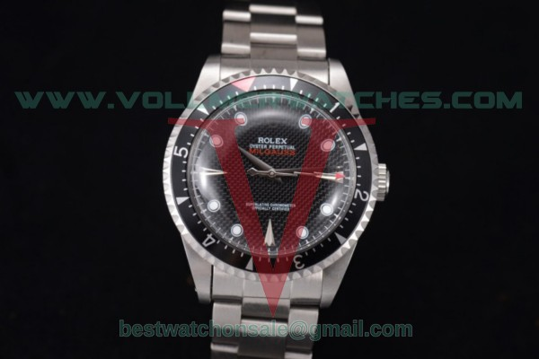 Rolex Milgauss Vintage 1950's 2813 Auto Black Dial with Steel Case 1019