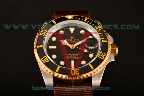 Rolex Submariner Auto Black Dial with Steel Case 18238 LN