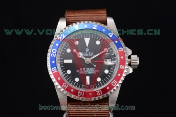 Rolex GMT-Master 2813 Auto Black Dial With Steel Case 116730LN04N