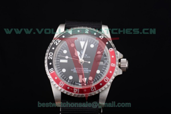 Rolex GMT-Master 2813 Auto Black Dial With Steel Case 116730LN05N