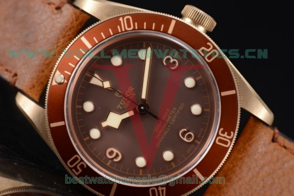 Tudor Heritage Black Bay ETA 2824 Auto Brown Dial With Bronze Case 79250BM - 1:1 Original (ZF)