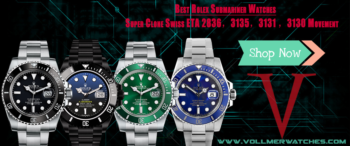 swiss rolex submariner replica watches